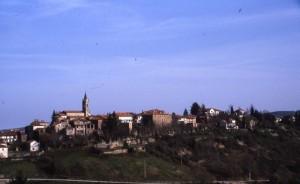 panorama di Bossolasco