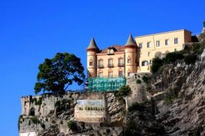 Castello Miramare….quasi restaurato