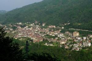 panorama di Chiomonte