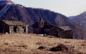 borgata Nivolastro, comune di Ronco Canavese, Val Soana