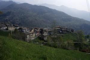 borgata Molè, comune di Chianocco, bassa Val di Susa