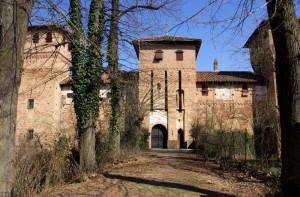 Il castello di Cherasco