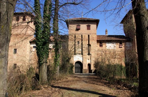 Cherasco - Il castello di Cherasco