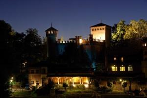 Luci al Castello del Borgo