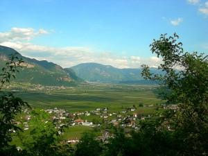 Nalles e la valle dell'Adige