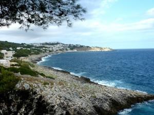 Panorama costa e di Castro, Loc. Acquaviva