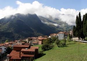 Stazzona e la valle dell'Albano