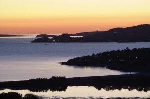 Alba a Baia Sardinia 2