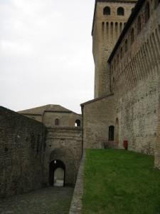 Interni di Torrechiara