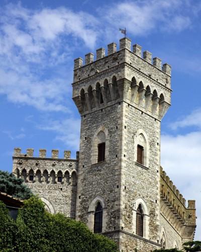 San Casciano dei Bagni - Castello