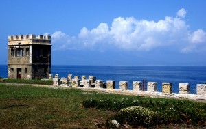 Fortificazione isola di Pianosa