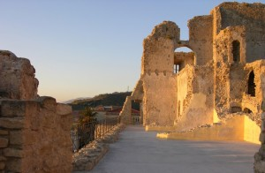Castello di Fiumefreddo ( ruderi )