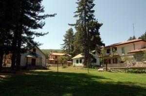 Silvana Mansio: villaggio montano della Sila