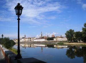 Firenze e il suo riflesso ………