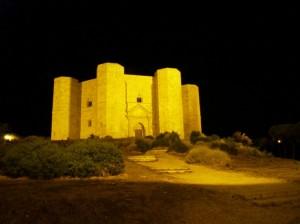 Il Castello di notte