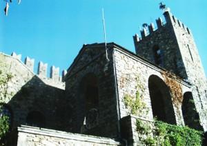 i merli del castello