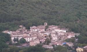 Piccolo borgo di Tussillo frazione di Villa Sant'Angelo