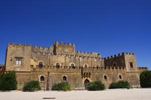 Il Castello Grifeo di Partanna