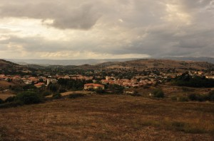 Panorama del paese