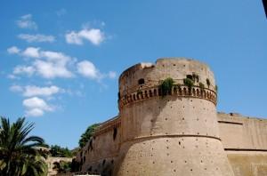 il castello di Crotone: Torre Aiutante