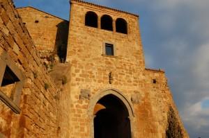 Civita di Bagnoregio - La Rocca