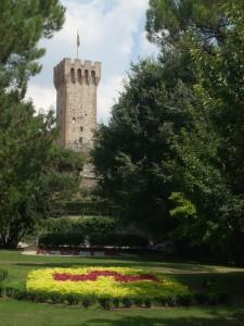 La Torre del Castello Carrarese