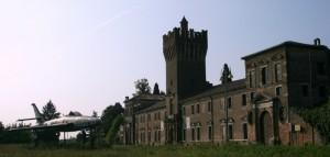 Castello di San Pelagio - Museo dell' aria