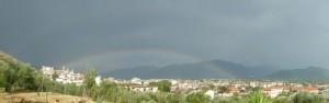 2 arcobaleni!!!