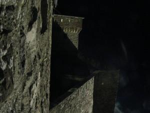 Fortezza di Bardi, altra veduta laterale