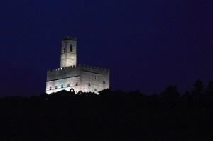 Il castello dei conti Guidi