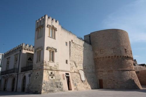 Otranto - Torrione del castello d'Otranto