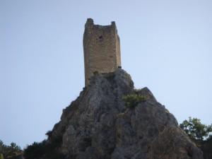 Torre di avvistamento di Roccapreturo