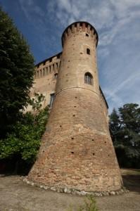Castello Roero di Monticello (particolare)