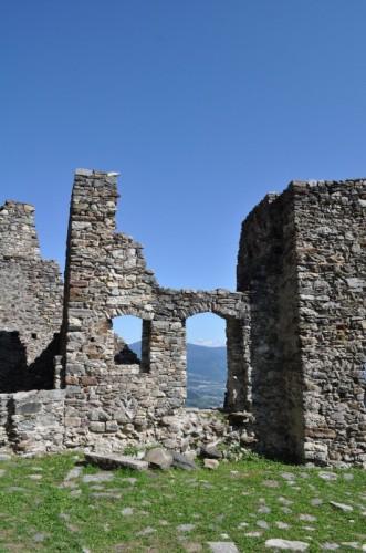 Bresimo - Il castello che domina la valle 2