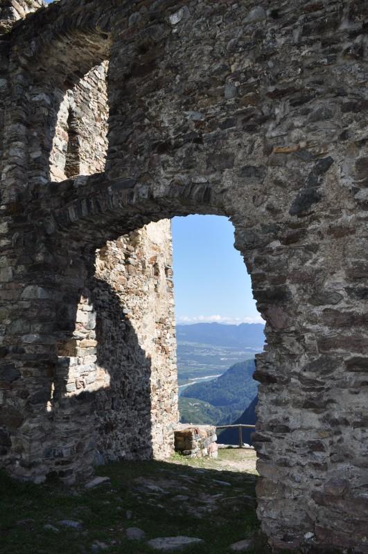 ''Il castello che domina la valle 3'' - Bresimo