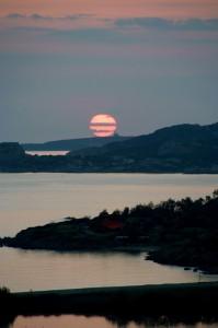 Alba a Baia Sardinia 3