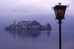 Panorama del Lago d'Orta