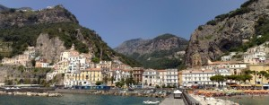 Amalfi e la costiera