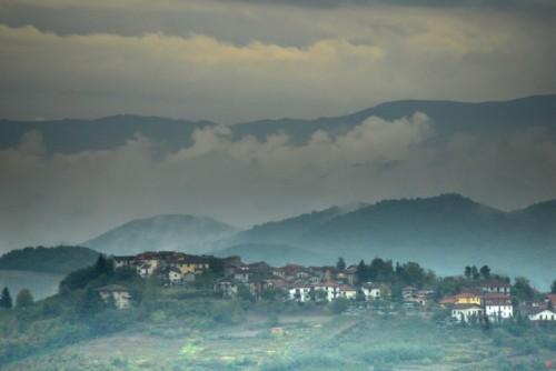 Bosio - fra le nuvole