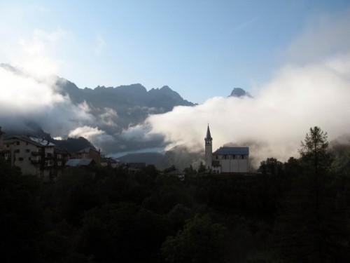 Valle di Cadore - Dopo il temporale