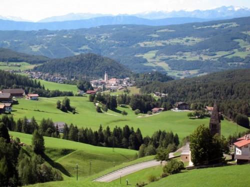 Castelrotto - Da San Michele