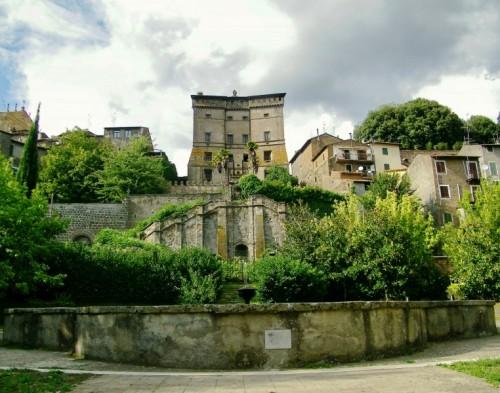 Vignanello - Panoramica su Castello Ruspoli
