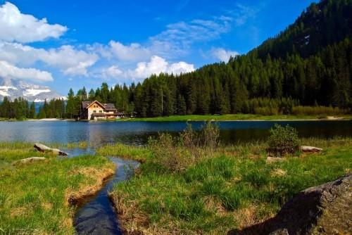 Pinzolo - lago di nambino