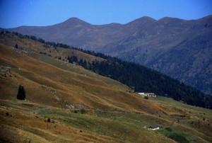 panorama Collio, Val Trompia
