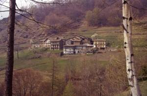 borgata Maniglia, comune di Perrero, Val Germanasca