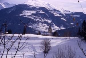 Saint Nicolas, in inverno