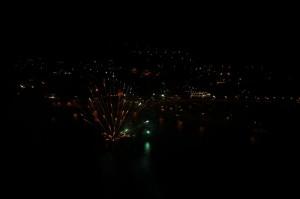 fuochi d'artificio ad Agropoli