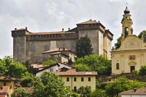il castello Adorno