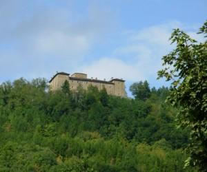 Lassù la Rocca di Montefiorino