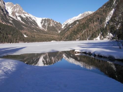 Brunico - Il lago